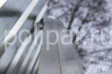 Теплица с алюминиевым каркасом Триумф Алюма